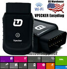 NEWEST VPECKER Easydiag Wireless OBDII Full Diagnostic Tool V8.5 Support WIN10