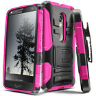 DROID MAXX 2 Case, Evocel Rugged Holster Kickstand & Clip Case + Screen Saver