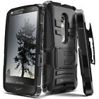 DROID MAXX 2 If it happens, Evocel Rugged Holster Kickstand & Clip Case + Screen Saver