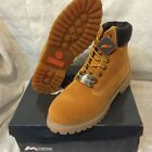 "Mens Mountain Gear Trekker 6"" Boots Memory Foam Sizes 7.5  t"