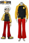 NEW!!! Anime Soul Eater Soul Cosplay Costume Halloween Party