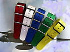 NATO G10 ® EDGE™ NEW Red White Blue Green Yellow nylon watchband strap IW SUISSE