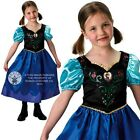 COSTUME Carnevale ANNA Classis FROZEN Originale DISNEY Nuovo RUBIE'S Dress NEW