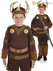 Boys Viking Warrior Fancy Dress Costume Kids Saxon Outfit Childrens Book Week