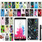 For LG G Vista VS880 G Pro 2 Lite NEW TPU SILICONE Rubber Soft Case Cover + Pen