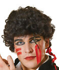 Mens Fancy Dress Party Adam Ant Style 80s Video Super Star Costume