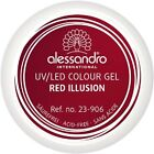 alessandro Colour Gel 906 Red Illusion 5g (No 23-906)