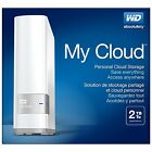 NEW WD 2TB My Cloud Personal Network Attached Storage NAS HDD WDBCTL0020HWT
