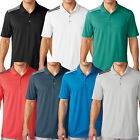 NEW ADIDAS CLIMACOOL 3 STRIPE MENS GOLF PERFORMANCE POLO SHIRT
