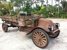 International Harvester: Other WOOD 1916 ihc truck model k open cab