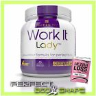 OLIMP QUEEN FIT WORK IT LADY 337G PRE WORKOUT FORMULA FOR WOMEN ENERGY BOOSTER