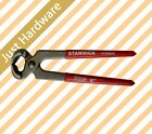 8* 10* Pincer Spincer Nail Puller Pliers Heavy Duty Shoes Steel Repair Tool