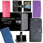 Diary Wallet Style Folio Flip Flap Cover Case For Micromax Canvas 5 E481
