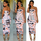 New Sexy Womens Bodycon Cocktail Bandage Dress Ladies Party Evening Pencil Dress
