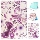 Butterflies And Flowers Flip Stand Case Cover Shell for iPad 2 3 4 Mini Air