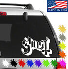 Ghost Metal Band Decal Sticker Buy 2 Get 1 Free Choose Size & Color