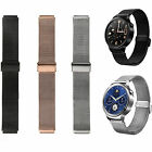 Milanese Stainless Steel Watch Band Quick Release Strap for Huawei Watch