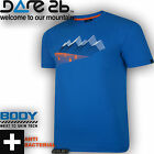 Dare2b T Shirt Active Tee Strobe Mountain Outdoor Gym Sport Running Cycling Top