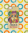 Disney Alice in Wonderland French Case For iPhone iPad Samsung Galaxy Cover 378