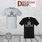 Royalty Mum T-Shirts ALL SIZES & COLOURS AVAILABLE IDEAL MOTHER'S DAY GIFT