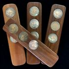 1916 Aussie Two-Up Game set w/ three Australian pennies. Other years available