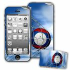 Skin / Decal for iPhone 5/5S with Flag of Laos - Many Designs