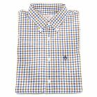 7342N camicia uomo BROOKS BROTHERS no iron button-down manica lunga shirt man