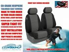 Coverking Neoprene Front Seat Covers for Dodge Challenger 2009-2013
