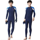 Men's New Piece Scuba & Snorkeling Wetsuit Rash Guard Surfing Surf Clothing Hot