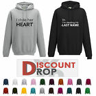 I Stole Her Heart / So I'm Stealing His Last Names HOODIES ALL SIZES & COLOURS