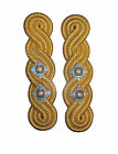ORDER OF THE BATH GOLD BRAIDED LIEUTENANT EPAULETTES - GRADE 1 - ZE2130