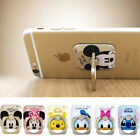Genuine Disney Cell Phone Mount Stand Ring Holder 6Types Mad