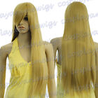 Caramel Blonde 0.8m Thick Dynamic Styling Long Cosplay Wigs 74 /086