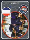 PANINI EURO 2016 STICKERS CHOOSE YOUR SHINY STICKERS BADGE / LOGO TEAM - SHINEY
