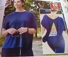 Avon Active Open Back Top ~ Choose Your Size ~ New & Sealed