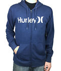 HURLEY. One And Only. Mens Pull Over Hoodie with Pouch Pocket. Size: S, M, L.