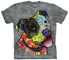 Dogs Convey Pure Joy Adults Dog T-Shirt by Dean Russo - USA S-XXL/AU Size 12-24!