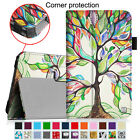 PU Leather Stand Case Folio Cover For Samsung Galaxy Tab E Lite SM-T113 7-Inch