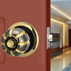 Hot Interior Privacy Door Luxury Thicker Stainless Steel Knob Handle Locks Set