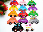 Car cloth hat clothes stickers affixed embroidered cloth patch stickers