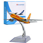 WR 16CM Metal Diecast Plane Model Aircraft Boeing Airlines Aeroplane Desktop Toy