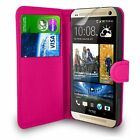 HTC DESIRE EYE - Leather Book Wallet Flip Case Cover