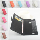 "Hot Stand Flip Case PU Leather Wallet Cover Skin For 5.5"" Cubot S550 Cell Phone"