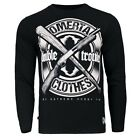LONG SLEEVE T-SHIRT EXTREME HOBBY OMERTA CLOTHES DOUBLE TROUBLE HOOLIGANS
