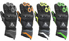 New Motorcycle Leather Gloves- EV Multicolour Design.