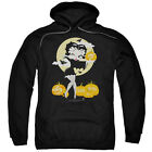 BETTY BOOP VAMP PUMKINS Licensed Hooded Sweatshirt Hoodie SM-3XL $43.22 USD