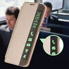 Smart Leather Case Flip Clear Touch Slim Pouch Cover For Samsung Galaxy S7 Edge