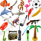 INFLATABLES BLOW UP FANCY DRESS POOL BEACH PARTY HAWAIIAN DECORATION PROP