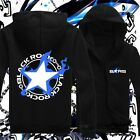 Anime BLACK ROCK SHOOTER Unisex Coat Baseball uniform cosplay Free shipping