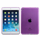 Ultra Thin Soft TPU Silicone Protective Case Cover for iPad Pro 12.9 iPad Mini 4